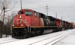 CN-8890 0n rte 120 to Halifax N.S.